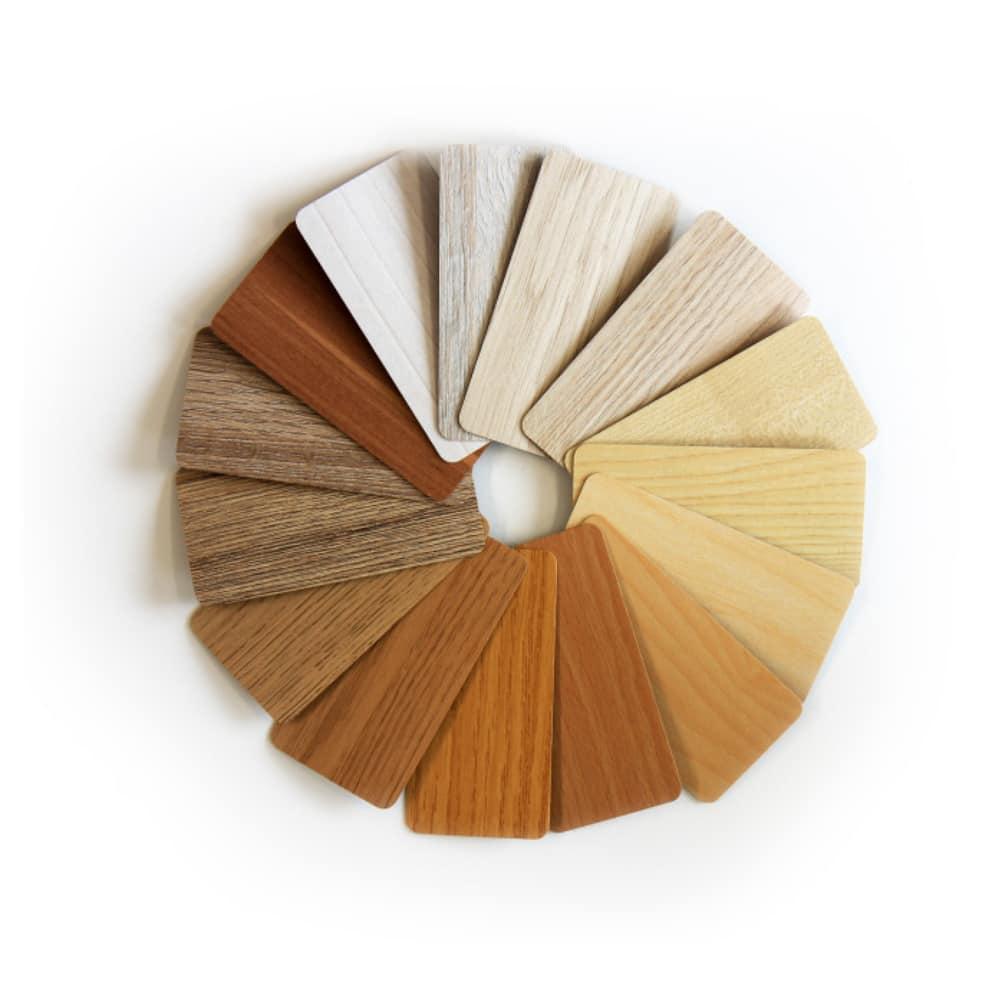 Holz-Dekore