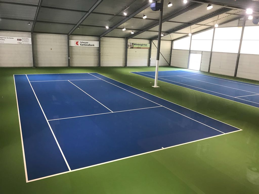 Schweiz, Leuholz, Tennis, Montreal 21