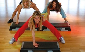 Fitnessböden